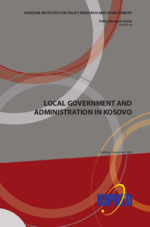 Local government and administration in Kosovo