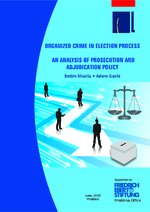 Organized crime in election process