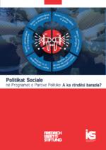 Politikat sociale në programet e partive politike