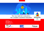 """""""Our raw material is education - for a modern vocational education"""""""