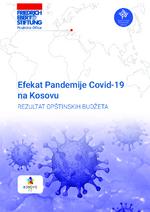 Efekat pandemije Covid-19 na Kosovu