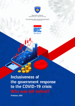 Inclusiveness of the government response to the COVID-19 crisis