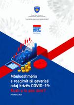 Mbulueshmëria e reagimit të qeverisë ndaj krizës COVID-19